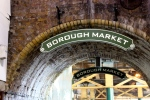 Paddington Station>Circle Line>Jubilee Line>London Tower Station>Borough Market!
